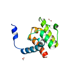 Molmil generated image of 4edm
