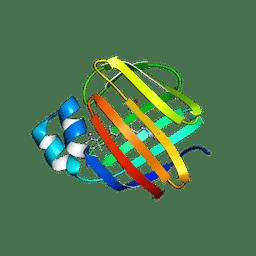 Molmil generated image of 4efg