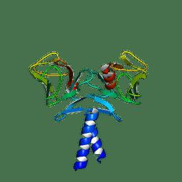 Molmil generated image of 4ejq