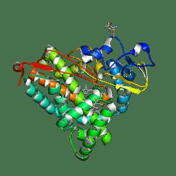Molmil generated image of 4ek1