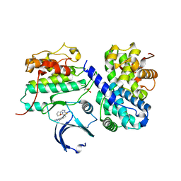 Molmil generated image of 4eon