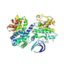 Molmil generated image of 4eor