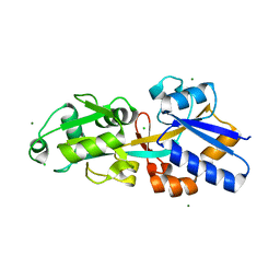 Molmil generated image of 4exl