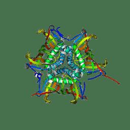 Molmil generated image of 4ffu