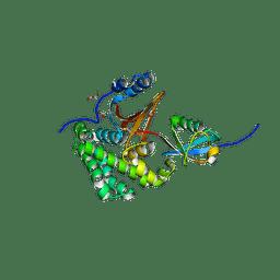 Molmil generated image of 4fjv