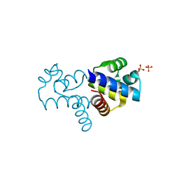 Molmil generated image of 4fn3