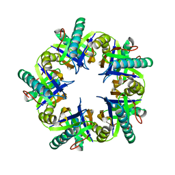 Molmil generated image of 4fpi