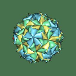 Molmil generated image of 4fsj