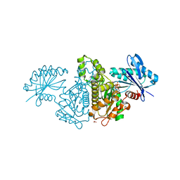 Molmil generated image of 4fwq