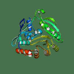 Molmil generated image of 4g3u