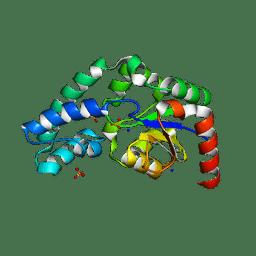Molmil generated image of 4gib