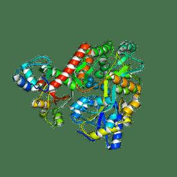 Molmil generated image of 4giz