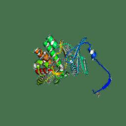 Molmil generated image of 4gki