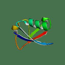 Molmil generated image of 4goc