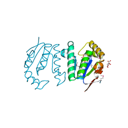 Molmil generated image of 4gp7
