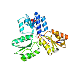 Molmil generated image of 4h4e