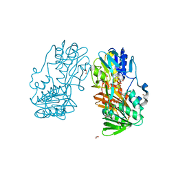 Molmil generated image of 4h4v