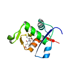 Molmil generated image of 4hbm