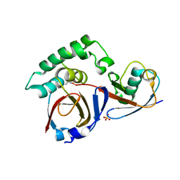 Molmil generated image of 4hxd
