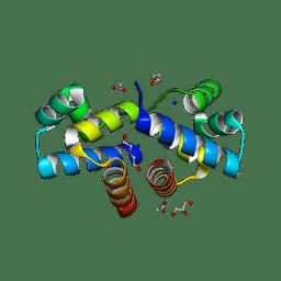 Molmil generated image of 4i6u