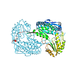 Molmil generated image of 4idm