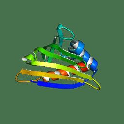 Molmil generated image of 4igx