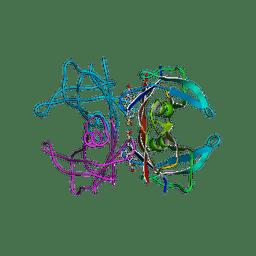 Molmil generated image of 4ikj