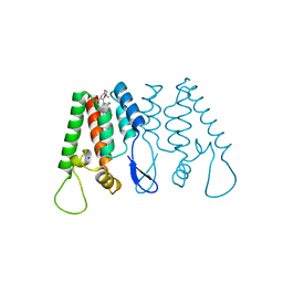 Molmil generated image of 4inb