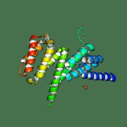 Molmil generated image of 4iul