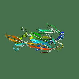 Molmil generated image of 4izl