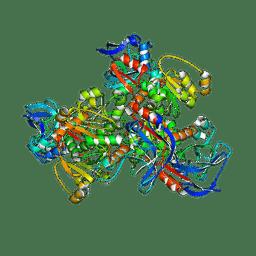 Molmil generated image of 4jbg