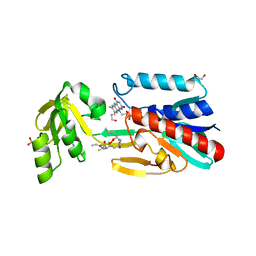 Molmil generated image of 4jna