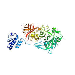 Molmil generated image of 4kca