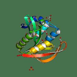 Molmil generated image of 4kox