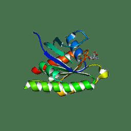 Molmil generated image of 4ku4