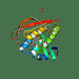 Molmil generated image of 4kub