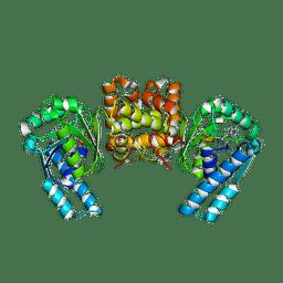 Molmil generated image of 4kug
