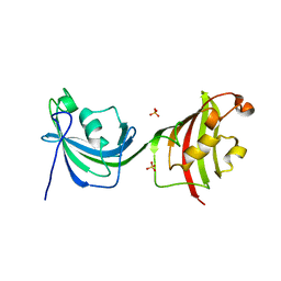 Molmil generated image of 4lav