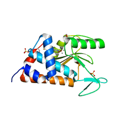 Molmil generated image of 4ln7