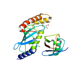 Molmil generated image of 4mdk