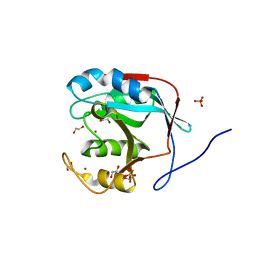 Molmil generated image of 4msj