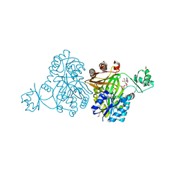 Molmil generated image of 4mv1