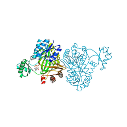 Molmil generated image of 4mv3