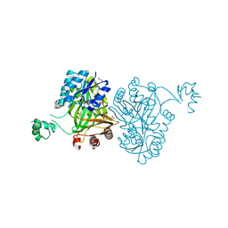 Molmil generated image of 4mv7