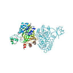 Molmil generated image of 4mv8