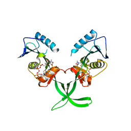 Molmil generated image of 4mxe