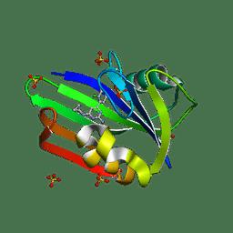 Molmil generated image of 4n1u