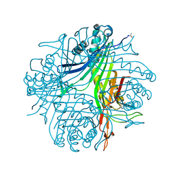 Molmil generated image of 4n3m