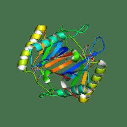 Molmil generated image of 4nbi