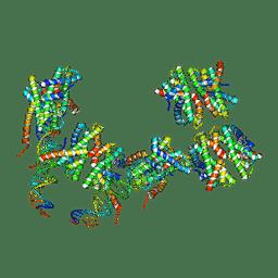 Molmil generated image of 4ne1